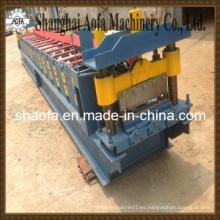 Hoja de techo de acero de color que forma la máquina (AF-R360)