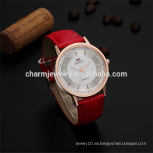 Venta caliente personalizadas simple reloj de cuarzo de moda SOXY009