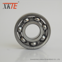 Single Row Deep Groove Ball Bearing 6305 C3