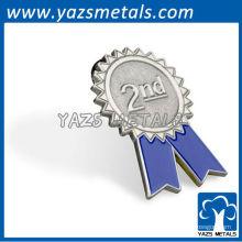 Kundenspezifischer Zinn-Band-ReversPin