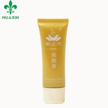 High quality soft empty screen printing custom 30g xing yuan embellish facial cream cosmetics tube for sale