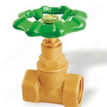 Válvulas de cierre de latón de alta calidad