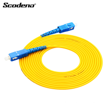 Профессиональный завод OEM SC-SC оптоволоконный патч-корд для сетевых решений