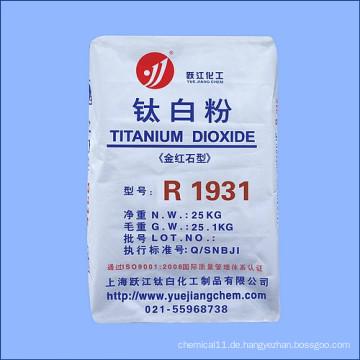 Rutile tio2 zu Dupont-R902