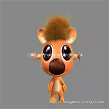 Симпатичные фигурки чужеродных животных ПВХ фигурка куклы Toy ICTI Factory
