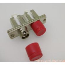 LC-FC adaptateur optique à fibre optique en métal Hybrit