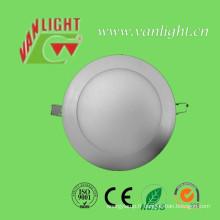 Voyant rond blanc frais de 12W SMD2835 LED
