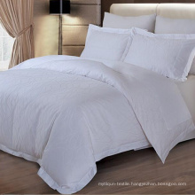 100%Cotton Jacquard Weave Design Bed Sheet Bedding Set (DPH6024)