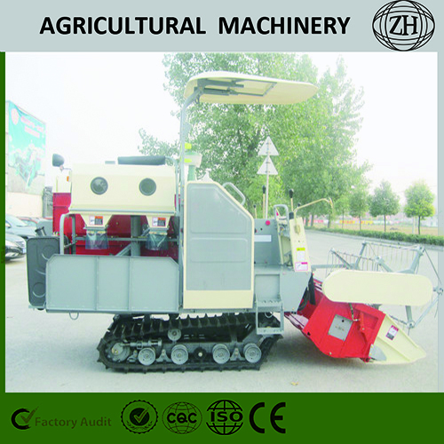 Cheap Price Used Small Combine Harvester