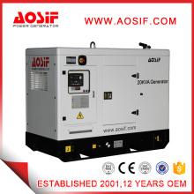 AOSIF 20kva generador de diesel silencioso precio