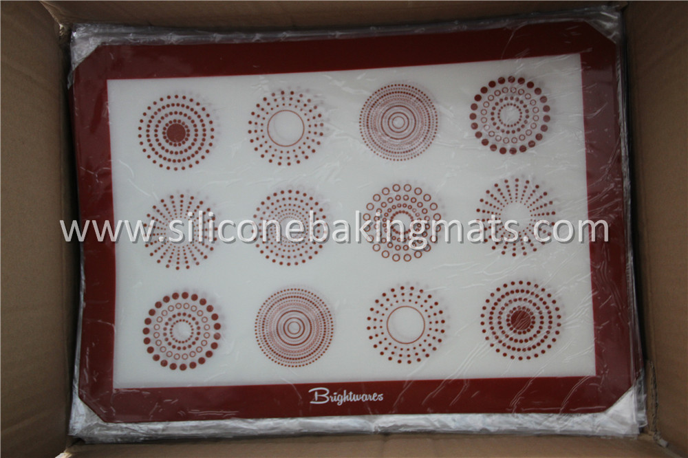 Nonstick Silicone Baking Mat Set