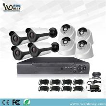 Keselamatan 8chs 2.0MP AHD DVR Kit