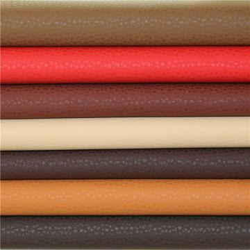 """54/55 """"couro artificial Textured do assento de carro do material da largura PVC uso"""