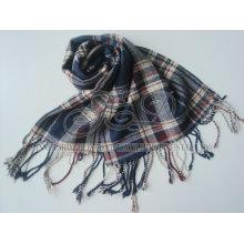 New Style Fashion Tartan Wool Scarf For Men
