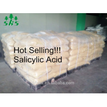 Hot sale Salicylic acid for medical grade CAS 69-72-7 with competitive price