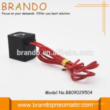 Hot China Products Venta al por mayor Bobina de válvula solenoide de 12 V ac
