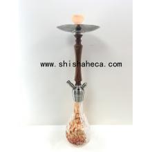 Qualidade superior madeira Shisha narguilé fumar cachimbo cachimbo de água