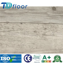 Suelo de lujo del vinilo del PVC de la baldosa de suelo interior