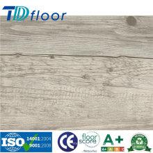 Plancher de vinyle de PVC de tuile de luxe de plancher d'intérieur