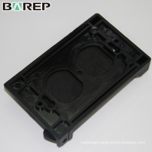BAO-001 Light use electrical black outdoor plastic wall covers