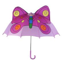 Manual Abra la forma de la mariposa embroma el paraguas (BD-75)