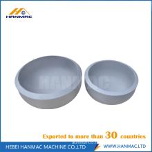 Accessoires pour embouts de tubes en aluminium
