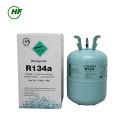 Bon prix du gaz réfrigérant de haute qualité R134a HFC-134a Cylindre non remplissable 220g de HUAFU