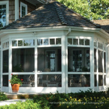 Topnotch Aluminum Rooftop of Sunroom with Double Glass (FT-S)