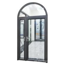 Aluminium casement front door designs