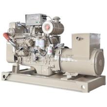 Морской дизельный генератор Cummins мощностью 100 кВт для корабля