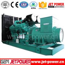 Doosan-Reihen-Kraftstoffverbrauchs-Dieselgenerator der niedrigen Leistung 450kw 450kVA