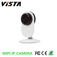 720p Mini Wifi Video bayi Monitor IP kamera dua hala ceramah