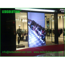 Ledsolution P5 Pantallas LED PARA Centros Comerciais