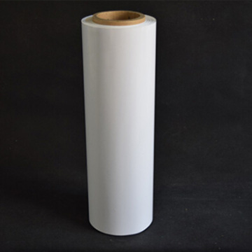 Translucent Pet Milky White Film Mylar Blattrollen
