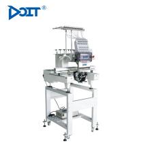 Precio automático de la máquina del bordado de la computadora de DT 1201-CS, maquinaria computarizada industrial de la sola máquina de coser de la cabeza