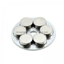 Disco Neodymium Permanent Rare Earth Magnet Montagem e Acoplamento Usado em Motor