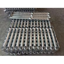Steel Structural Platform Walkway Handrail′s Ball Joint Stanchion Galvanized Post
