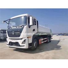 Camión de agua Dongfeng 6x4 ejes traseros