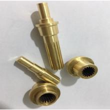 CNC Gear Brass Bushing Parts