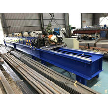 Round Down Rör Roll Forming Machine