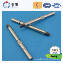 China Manufacturer Fabrication High Quality CNC Machining 8 mm Spline Shaft