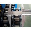 QJ Wellpappe Metall aus verzinktem Stahlblech Profiliermaschine