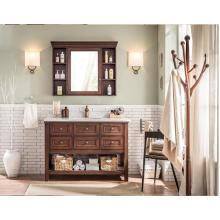 Heiße Verkaufs-moderne Badezimmer-Möbel und neuer Entwurf MDF Badezimmer-Vanity Hotel-Eitelkeit