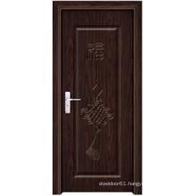 PVC MDF PVC Door with Top Quality Reasonable Price
