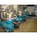 Separadores centrífugos para la separación del aceite de canola