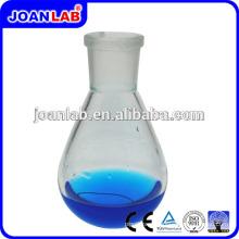 Лаборатории Джоан горячие Продажа круглым дном стеклянную колбу с толстыми стенками
