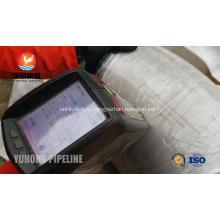 Стыковой сварки установки локоть ASTM A403 WP321