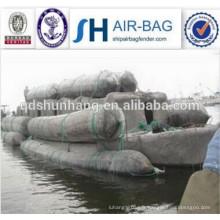 8m longueur 1.8m Diamètre moins coût de sauvetage du bateau airbag