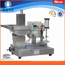 Máquina de llenado automático para pintura industrial / pintura anticorrosiva / pintura de piso / resina / solvente químico / agentes de curado