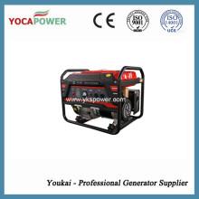 Generador eléctrico de la gasolina del motor de 5.5kw poderoso